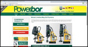 new dedicated site for Powerbor