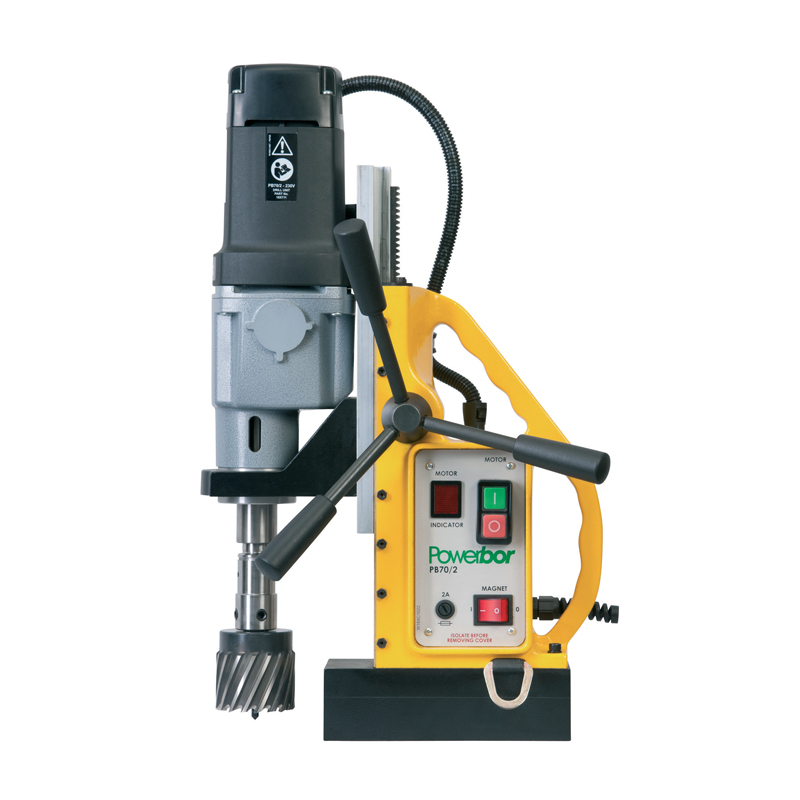 Powerbor PB70/2 Electromagnetic Drill
